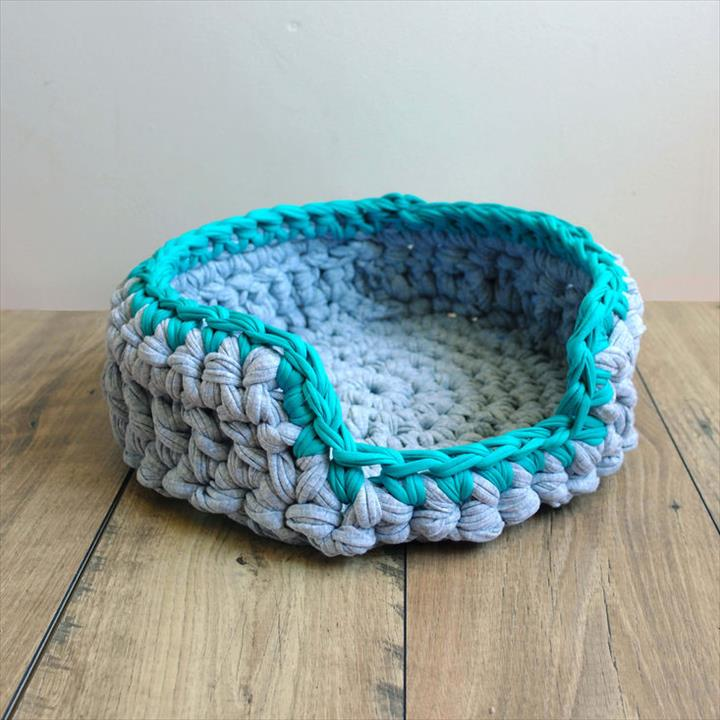 The Best Crocheted Pet Bed Designs Diycraftsguru