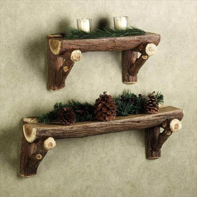 Cool And Easy Diy Wood Log Ideas Diycraftsguru