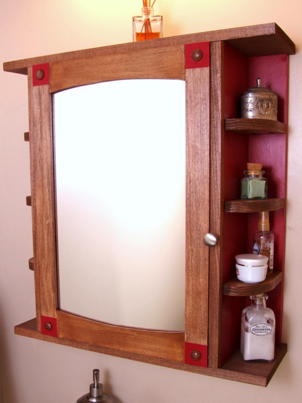 Diy Simple Bathroom Cabinets Diycraftsguru
