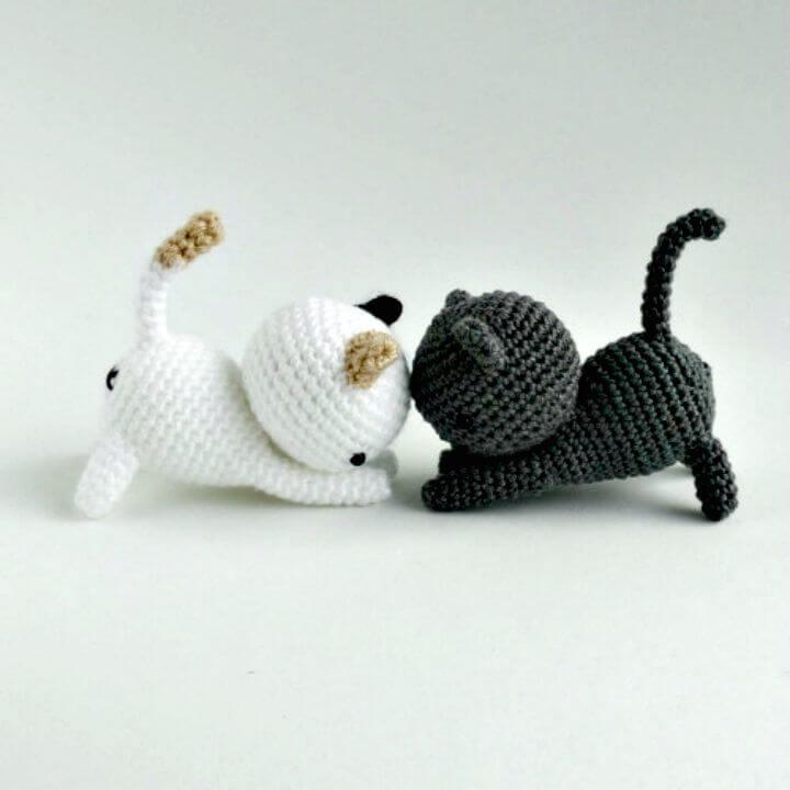 Amigurumi Black Cat — Free crochet pattern – Tillysome | 720x720