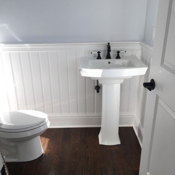 Unique DIY Wainscoting Ideas