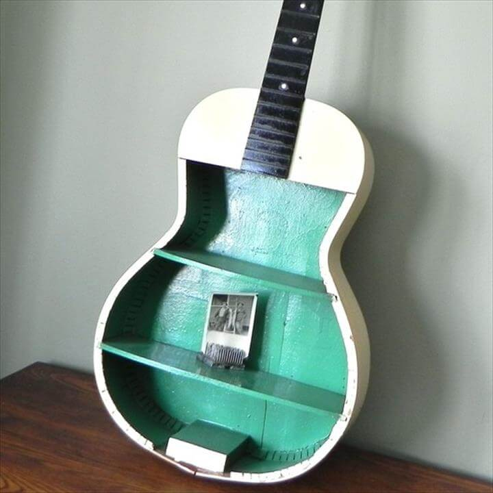 Diy Old Guitar Projects Diycraftsguru