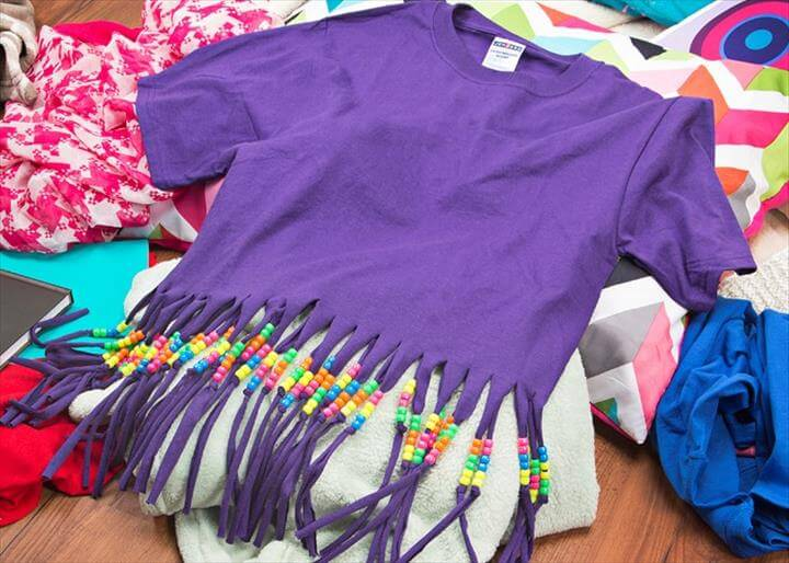 Cool T Shirt Craft Ideas Diycraftsguru
