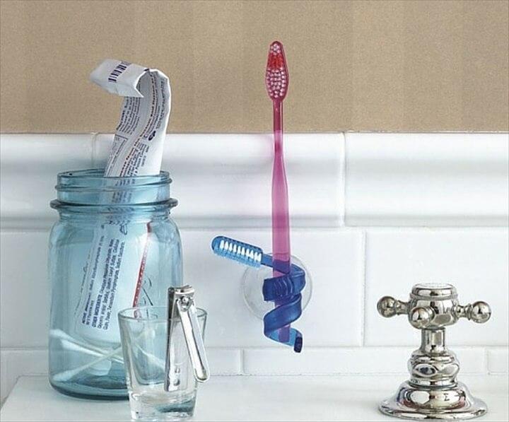 Amazing Diy Toothbrush Holder Projects Diycraftsguru