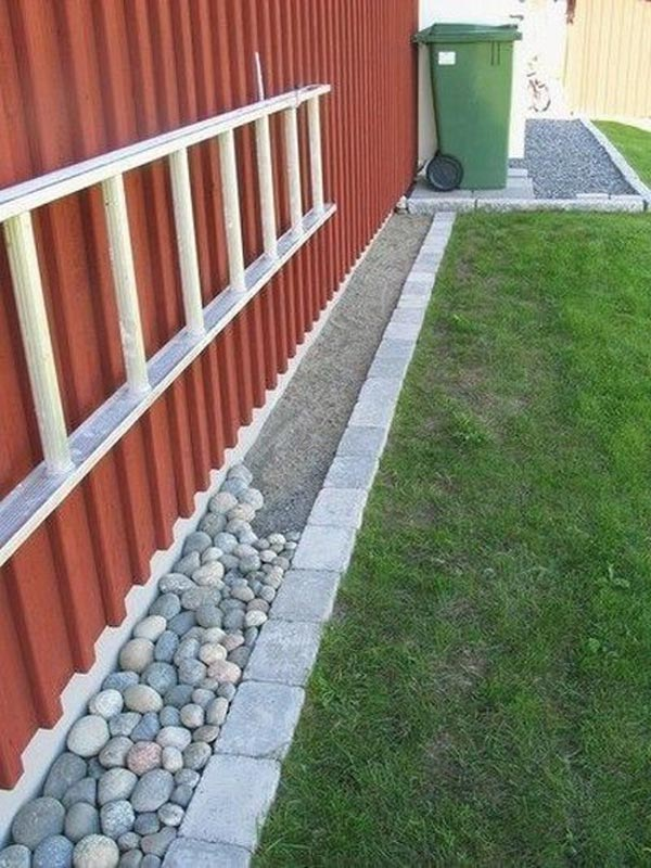22 Awesome Diy Backyard Landscaping Designs Diycraftsguru,White Kitchen Cabinets With Gray Subway Tile Backsplash