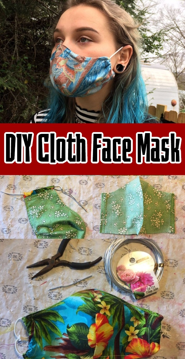 10 Diy Mask Ideas For Virus Protection