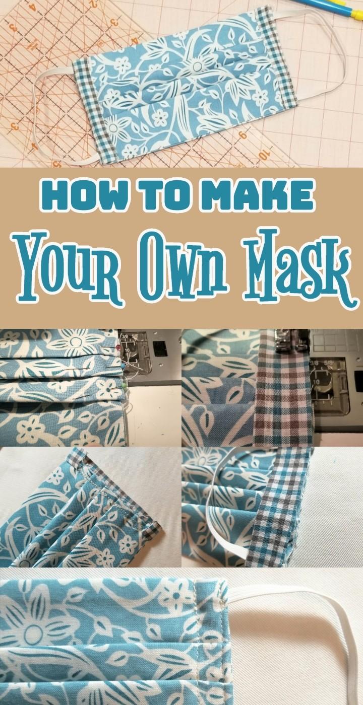 10 diy mask ideas for virus protection  diycraftsguru